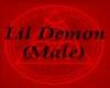 Lil Demon (Male)