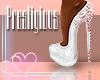 [P]Coral Sparkle Heels