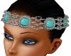 *RD* Turquoise Headband