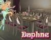 Daphnes Castle Dining