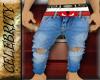 6ft Back Jeans