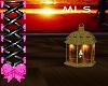 MLS wooden lady lamp 2