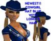 CowgirlHatw/LongHair blu