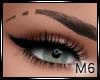 M' Cut Eyebrows