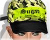 Y$ SugarDoll Cap Lime2