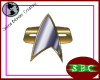 Starfleet Badge 4