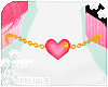 [Pets]Spindi|heart chain