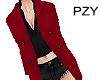 ::PZY:: Red Coat -F