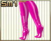 SM1 Santeeze Boots pink2