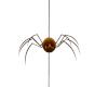 Orange Animated Spider