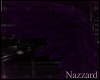 Purple Seraphim Wings