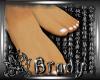 [B]silver toenails
