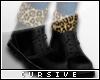 |C| Boots N Leopard