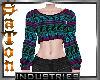 [STN]Sweater short trend