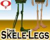 Skele-Legs -Womens
