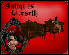 BS* Antique Brown Chairs