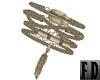 Boho Feather Bracelet L