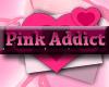 KL: STICKER- Pink Addict