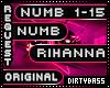Numb Rihanna Eminem