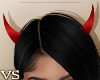 {VS} Little Devil Horns