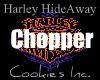 Harley Hideaway Chopper1