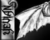 [Yev] silvr Dragon wings