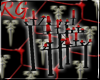 (RG) Goth Candles