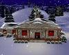 Christmas Winter House