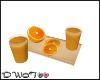 D- Orange juice