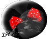 [LA] Minnie mouse bow