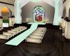 Mint Grn Wedding Room