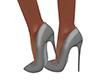 ~N~ Gray Kate Heels