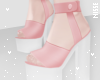 n| Daisy Platforms Pink