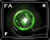 (FA)HandOrbFR Grn