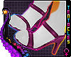 ★ Paw Heels | Grape