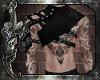 *C* Tattooed PVC Vest