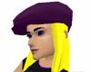 Blonde Lauryn w/ purple