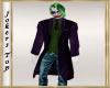 ~H~Joker 3 Piece Suit