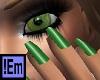 !Em Dainty Hands Green N
