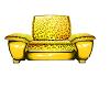 Yellow Recliner