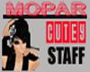 Mopar staff tag - cutey