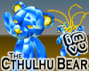Cthulhu Bear -Sapphire