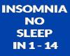 [iL] Insomnia No Sleep