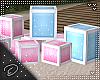 !D! 12 Pose Spots Cube