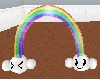 Kawaii Rainbow Furn