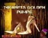 DM:24KARETS GOLDEN PUMPS