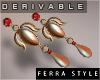 ~F~DRV Verona Earrings 2