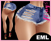 EML Bimbo Short Ripped