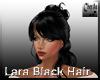 Lara Black Hair