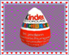 Kinder Suprise Egg